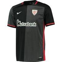 Athletic Bilbao Away Shirt 2015/16 Black
