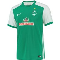 Werder Bremen Home Shirt 2015/16 Green