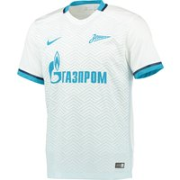 Zenit St. Petersburg Away Shirt 2015/16 White
