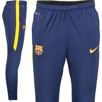 Barcelona Strike Tech Pant Navy