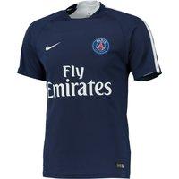 Paris Saint-Germain Pre Match Top Navy
