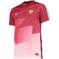 As Roma Pre Match Top Red