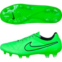 Nike Tiempo Legend V Firm Ground Football Boots Lt Green