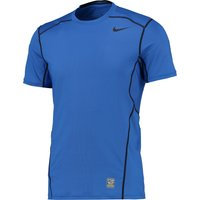 Nike Pro Combat Hypercool Baselayer Top Royal Blue
