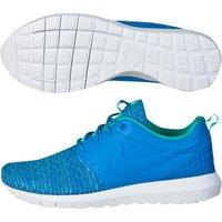 Nike Rosherun Flyknit Premium Trainers Blue