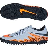 Nike Hypervenom Phelon II Astroturf Trainers Lt Grey