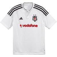 Besiktas Istanbul Home Shirt 2015/16 White