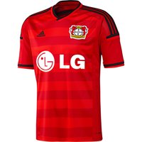 Bayer Leverkusen Away Shirt 2015/16 Red