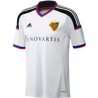 FC BASEL Away Shirt 2015/16 White