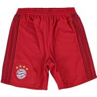 Bayern Munich Home Shorts 2015/16 - Kids Red