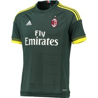 Ac Milan Third Shirt 2015/16 Green