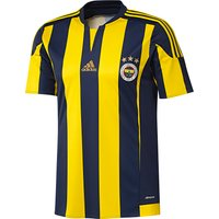 Fenerbahce Home Shirt 2015/16 Yellow