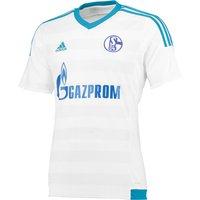 Schalke 04 Away Shirt 2015/16 White