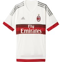 Ac Milan Away Shirt 2015/16 White