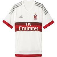 Ac Milan Away Shirt 2015/16 White