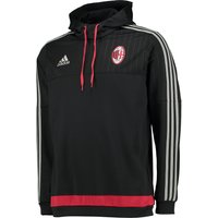 Ac Milan Training Hoody Black