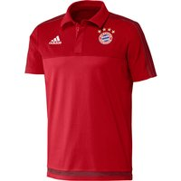 Bayern Munich Training Polo Red
