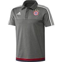 Bayern Munich Training Polo Grey