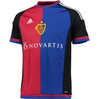 FC BASEL Home Shirt 2015/16 Black