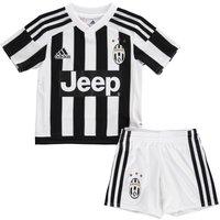 Juventus Home Mini Kit 2015/16 White