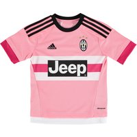 Juventus Away Shirt 2015/16 Kids Pink