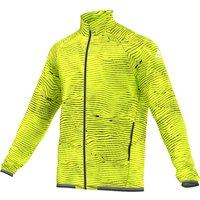 Adidas Xa Woven Jacket Yellow