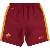 AS Roma Away Shorts 2015/16 Red