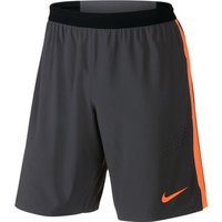 Nike Strike Stretch Longer Woven Shorts Grey