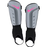 Nike Shield Shinguards - Kids Lt Grey