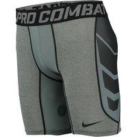 Nike Pro Combat Hypercool Baselayer Shorts Grey