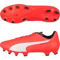 Puma Evospeed 4.4 Firm Ground Football Boots Orange