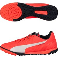 Puma evoSPEED 4.4 Astroturf Trainers Orange