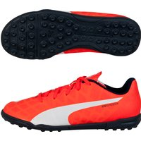 Puma evoSPEED 5.4 Astroturf Trainers - Kids Orange