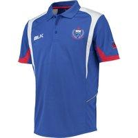 Samoa Rugby Media Polo Royal Blue