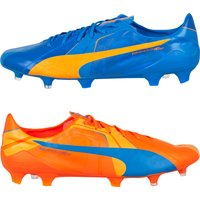 Puma Evospeed Sl Firm Ground Football Boots Orange