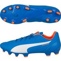 Puma Evospeed 4.4 Firm Ground Football Boots Royal Blue