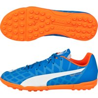Puma evoSPEED 5.4 Astroturf Trainers - Kids Royal Blue