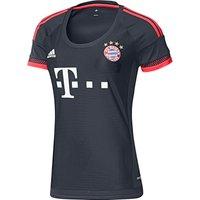 Bayern Munich Third Shirt 2015/16 - Womens Navy