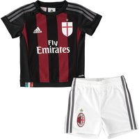 AC Milan Home Baby Kit 2015/16 Black