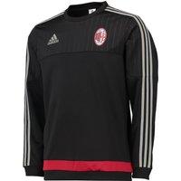 AC Milan Training Top Black