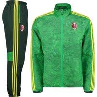 Ac Milan Presentation Suit Dk Green
