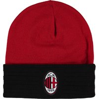Ac Milan 3 Stripe Woolie Red