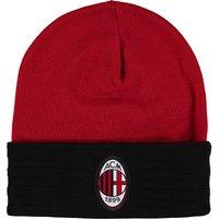 Ac Milan 3 Stripe Woolie Red