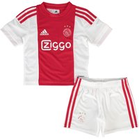 Ajax Home Mini Kit 2015/16 White