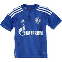 Schalke 04 Home Shirt 2015/16 - Kids Blue