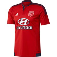 Olympique Lyon Away Shirt 2015/16 Red