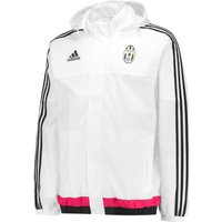 Juventus Training All Weather Jacket White
