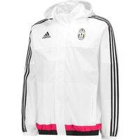 Juventus Training All Weather Jacket White