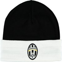 Juventus 3 Stripe Woolie Hat Black