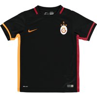 Galatasaray Away Shirt 2015/16 - Kids Black